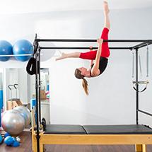 Curso de Pilates Acrobático