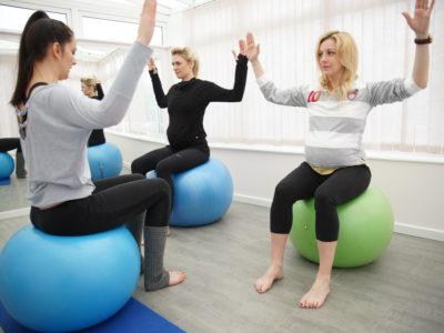 Pilates Clássico Científicona Gestação